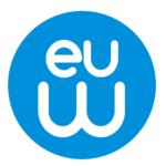Logo for EU Welcome