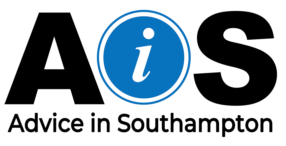 Logo for AiS: Advice in Southampton